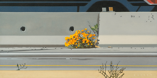 , 'Road Flowers,' 2018, Winchester Galleries