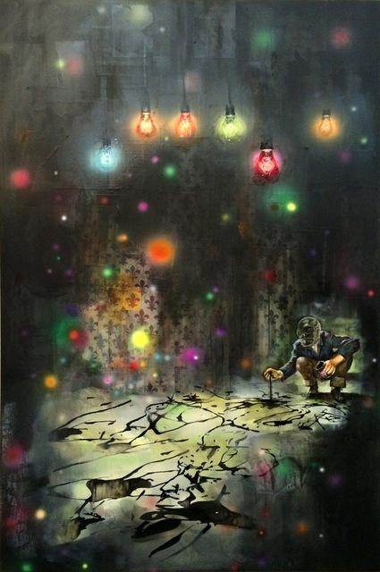 , 'Jack (Nightshift),' 2015, Anna Jill Lüpertz Gallery