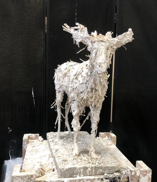, 'Moose,' 2018, Tayloe Piggott Gallery