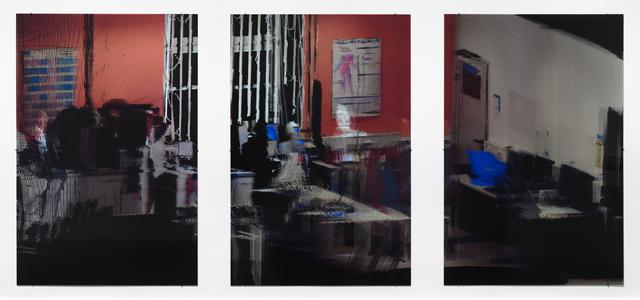 , 'kbo-Isar-Amper-Klinikum, Labor II (kbo Isar-Amper Clinic, Lab II),' 2017, Galerie Buchholz
