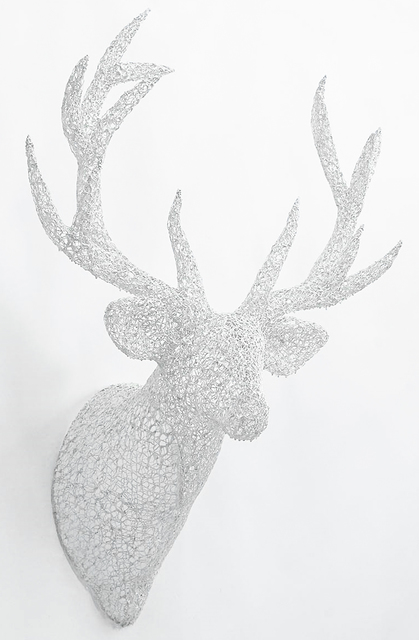 , 'The White Stag,' 2015, Newzones