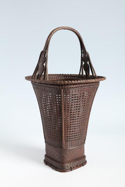 , 'Bamboo Basket (T-4249),' Early 1920s, Erik Thomsen
