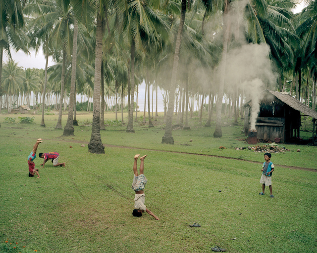 , 'Kusasi's Grandsons Show Off, Balabac, Phillipines,' , Pictura Gallery