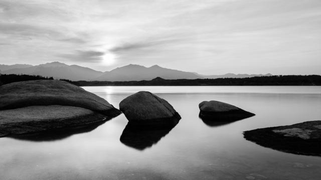 Damián Chiappe, ' Atardecer en el Lago Yeongnangho', 2016, Baga 06 Art Gallery
