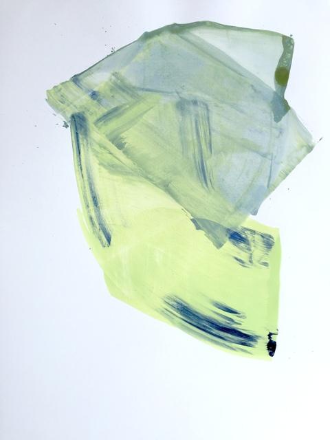 , 'Celestial Oceans of Aquas XI,' , Chicago Art Source