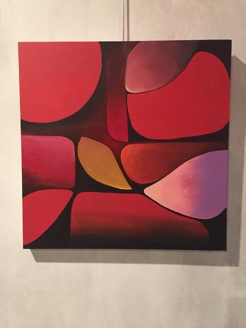 Catherine Detraves, 'Reds', 2018, design art concepts