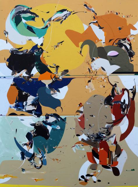 Martin Kiman, 'Sunrise Crescendo ', 2018, Think + Feel Contemporary