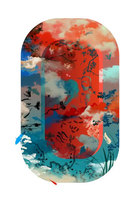 Guang-Yu Zhang, 'Mirrorland 01L', 2019, A.Style