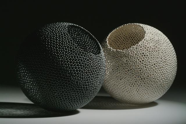 , 'Pearl Globe,' 2003, Caroline Van Hoek