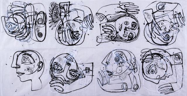 , 'Untitled,' 2016, Contemporary Art Platform Kuwait