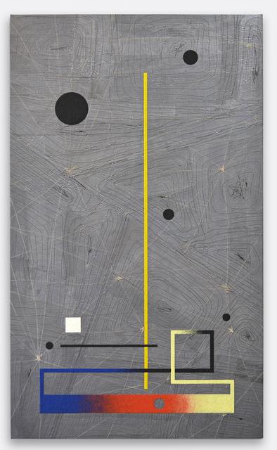 , 'Matrix board series 11 - Four transitions,' 2017, The Flat - Massimo Carasi