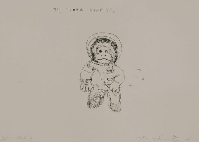 Tracey Emin, 'Space Monkey', 2009, Sworders