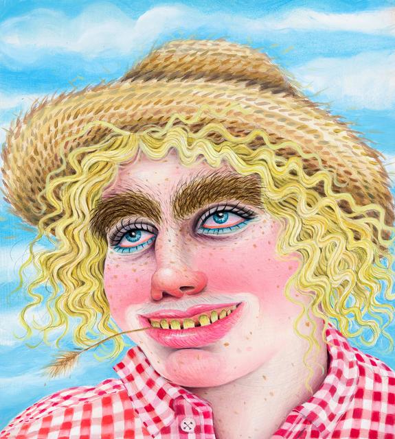 , 'Sweet Country Bumpkin,' 2016, Asya Geisberg Gallery