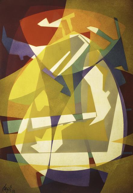 , 'Bagatto,' 1952, Brun Fine Art