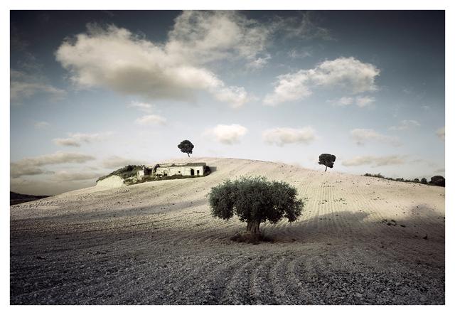 Bernhard Quade, 'Vizzini Farm, Sicily, Italy', 2007, CHROMA GALLERY