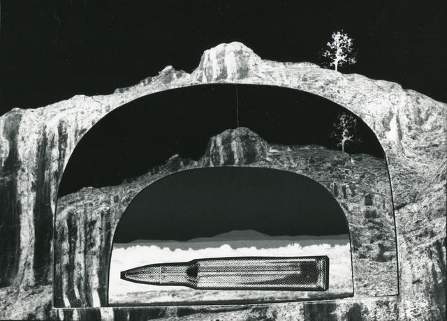 , 'Gun Landscape: Butte Landscape,' , Bruce Silverstein Gallery