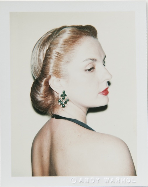 Andy Warhol, 'Andy Warhol, Polaroid Portrait of Caroline Herrera', 1978, Hedges Projects