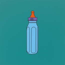 Untitled (baby bottle)
