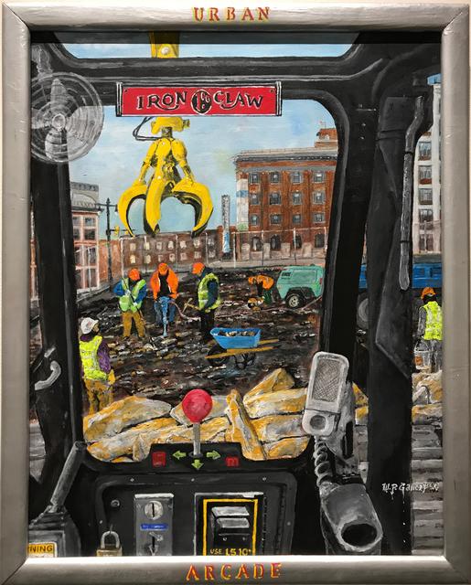 , 'Urban Arcade,' , InLiquid