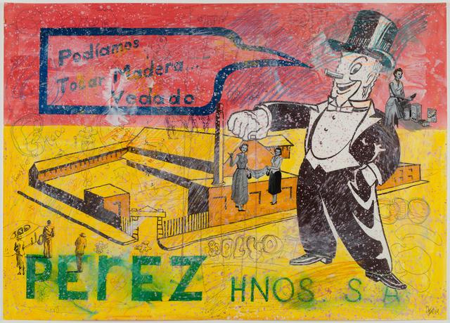 , 'Vedado (No. 28),' 2006, Track 16 Gallery