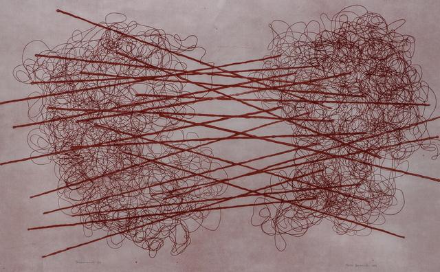 , 'Diluvianamente,' 2014, Lemos de Sá Galeria