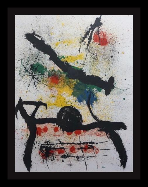 Joan Miró, 'Graphikmappe Hochschule St. Gallen', 1967, Fine Art Acquisitions