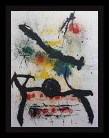 Joan Miró, Graphikmappe Hochschule St. Gallen