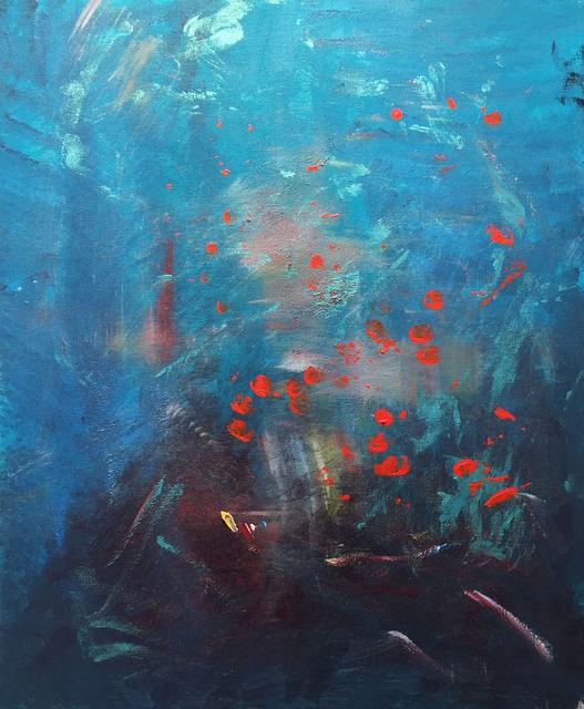 , 'Blue Sky,' 2017, Art Supermarket