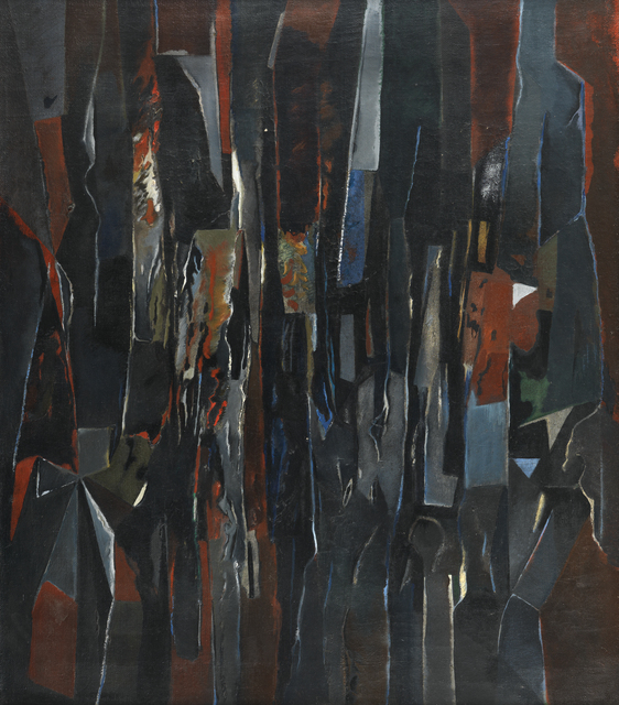 , 'Abstract Composition,' 1965, Whitford Fine Art