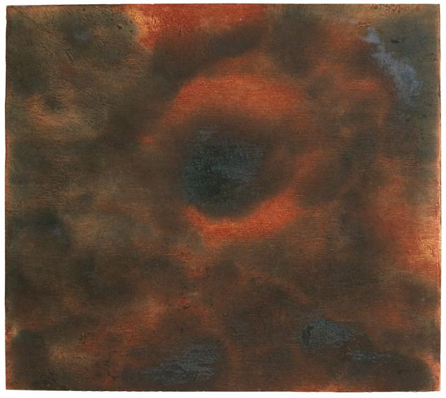 Joe Goode, 'Pollution-R3', 1995, Mixografia
