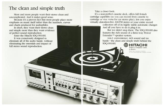 , 'Hitachi,' 1979, MCA Chicago
