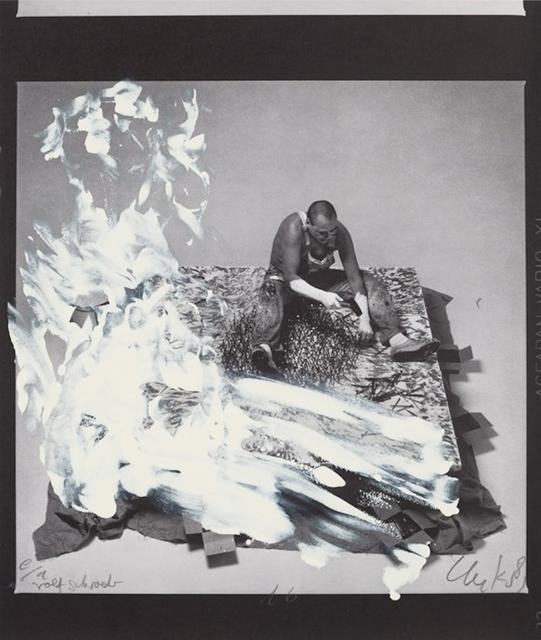 , 'Entwicklung eines Werkes I,' 1980-1990, ARTEDIO