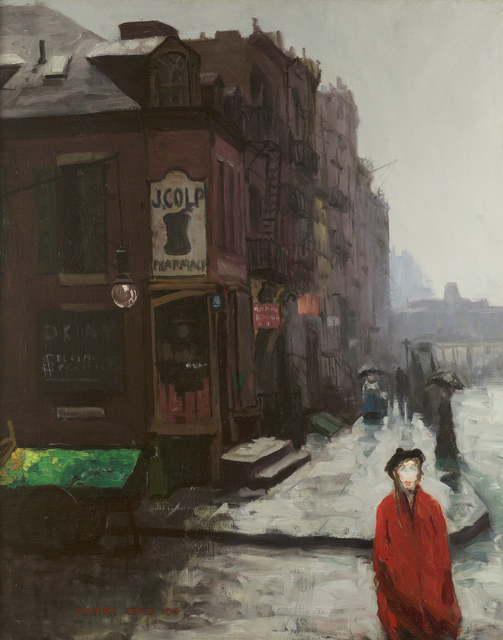 , 'Bleecker Street,' , Debra Force Fine Art