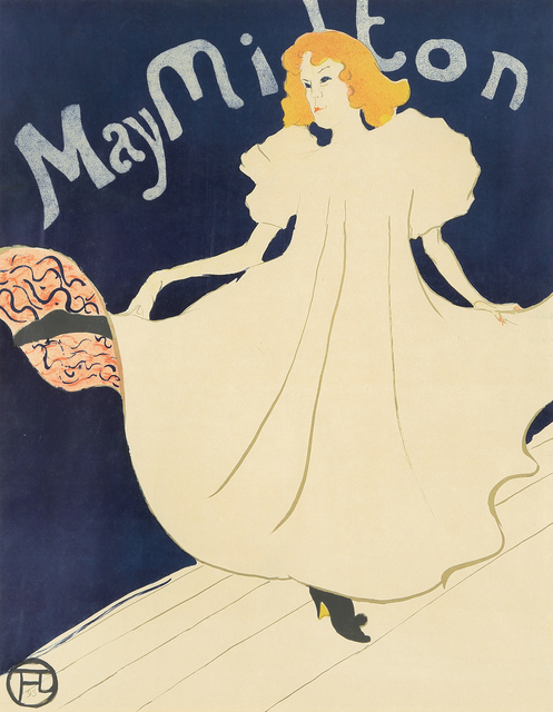 , 'May Milton.,' 1895, Rennert's Gallery