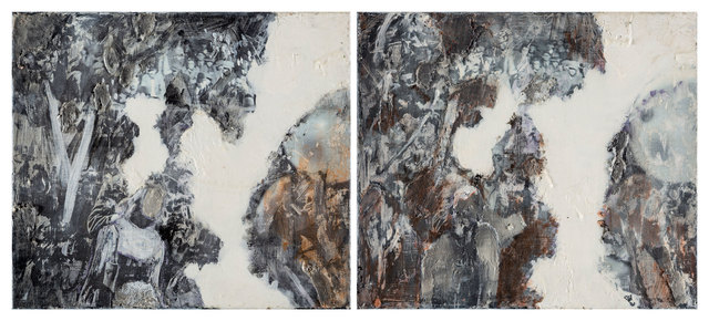 , 'Untitled: Elizabeth (I & II) - diptych,' 2017, Goodman Gallery
