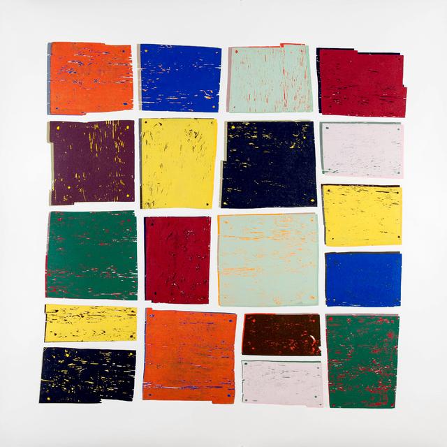 , 'Colors,' 2015, MIYAKO YOSHINAGA