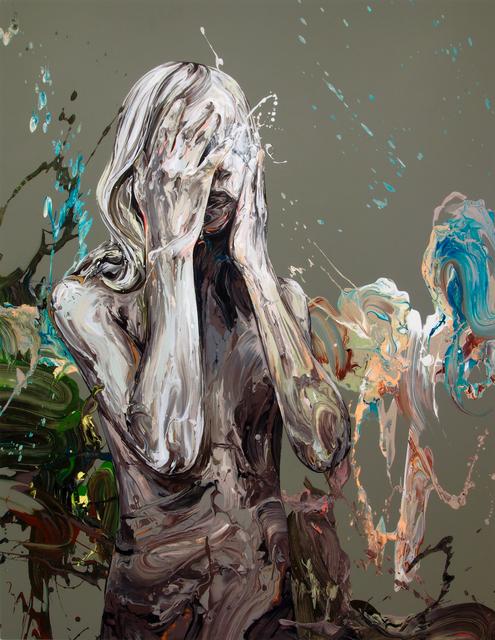 , 'Transcription 51 (Of the Stimuli),' 2018, Joseph Nease Gallery