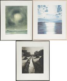 Sea Light (aka Paris Review), Sun and Storm, Water Path