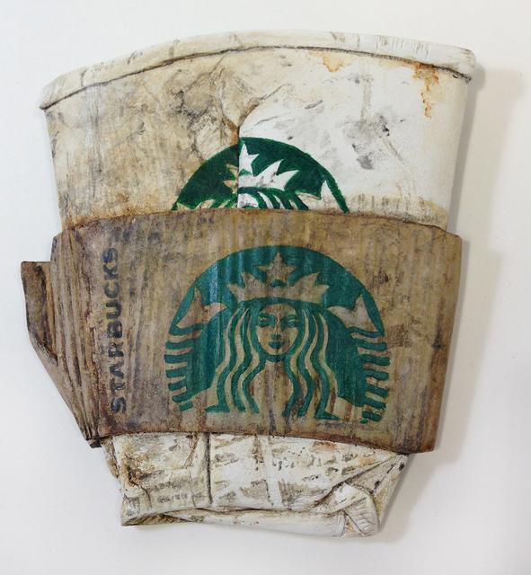 Tom Pfannerstill, 'Starbucks,' 2013, Jonathan Novak Contemporary Art