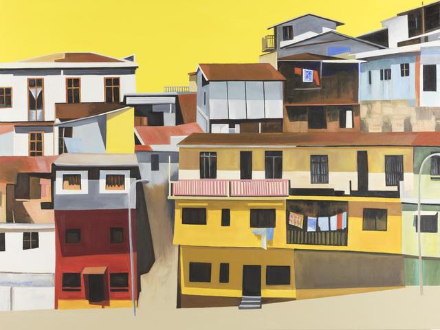 , 'Shelters 6,' 2017, Desta Gallery