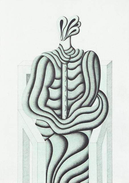 , 'Character,' 1978, Jorge Mara - La Ruche