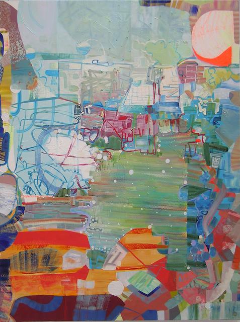 , 'Pearl River,' 2018, Kathryn Markel Fine Arts