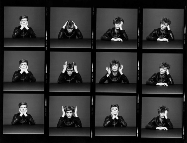 ", 'David Bowie: ""Heroes"" To Come,' 1977, Snap Galleries"
