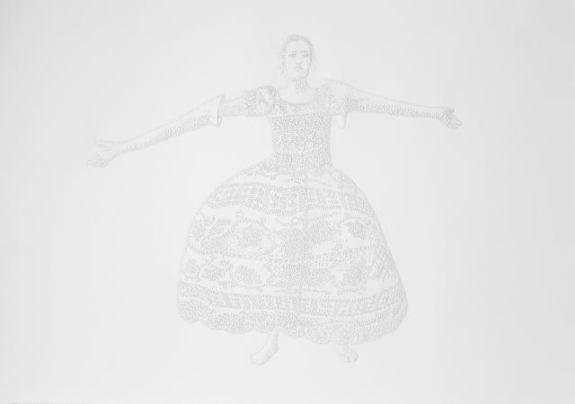 """, 'Untitled, """"Spacing the Impasse"""" series,' 2012, N2 Galería"""