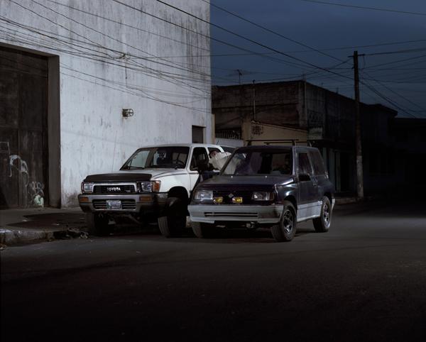 , 'Vehicle Theft No. 1,' 2012, Proyectos Ultravioleta