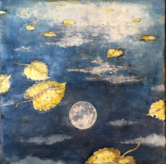 , 'Stillwater Moon,' , Diehl Gallery