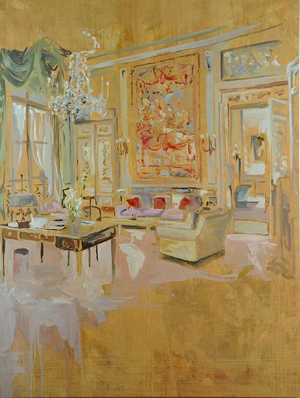 , 'Suite del Hotel Ritz París,' 2015, Galería Alfredo Ginocchio