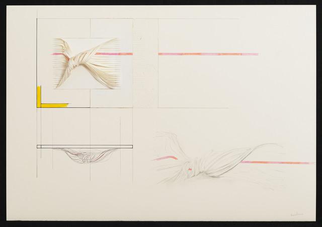 Agostino Bonalumi, 'Progetto', 1973, Repetto Gallery
