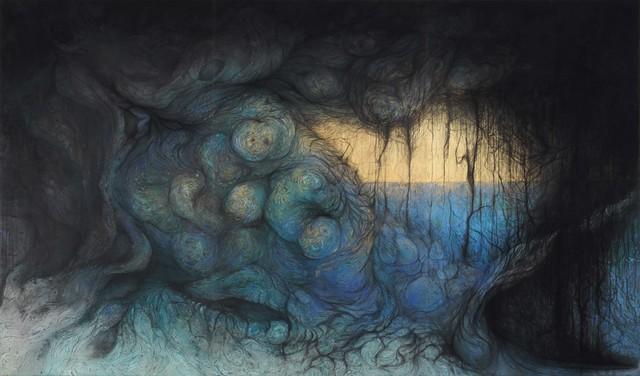 , 'Returning to a New Moon,' 2016, Mizuma Art Gallery