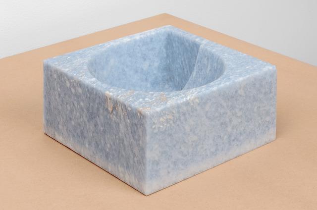 , 'Azul Cielo NAE Fruit Bowl,' 2018, Gagosian